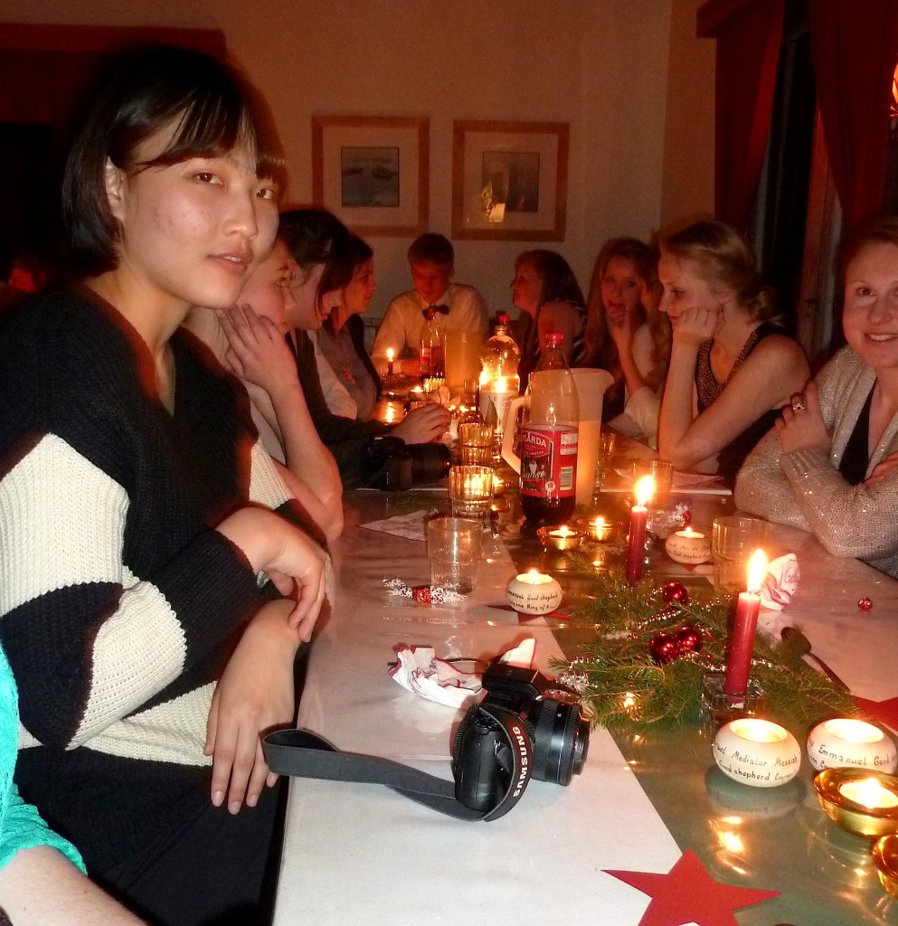 Pic#13Table&Students