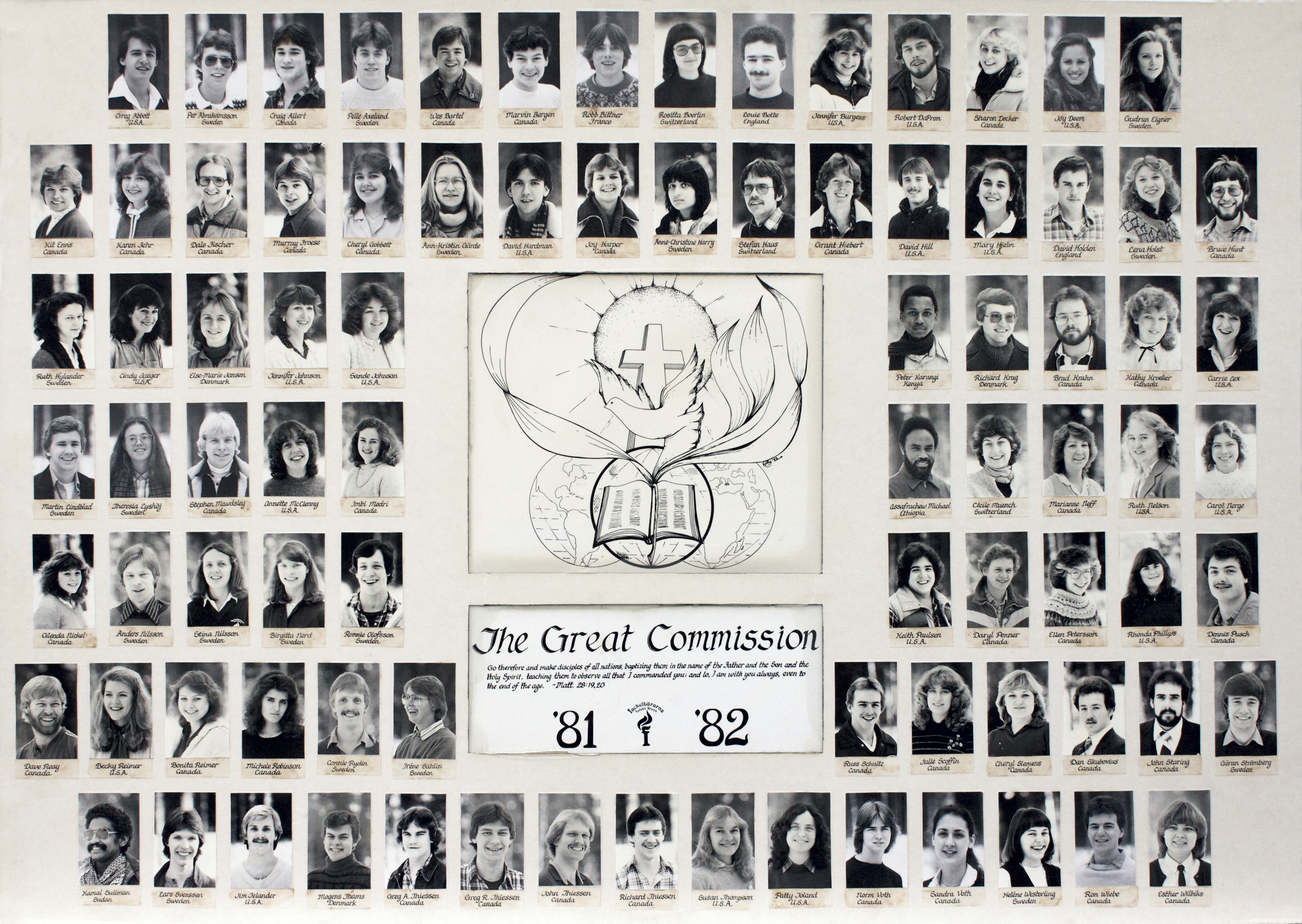 Class of 1981-82 (click to enlarge)