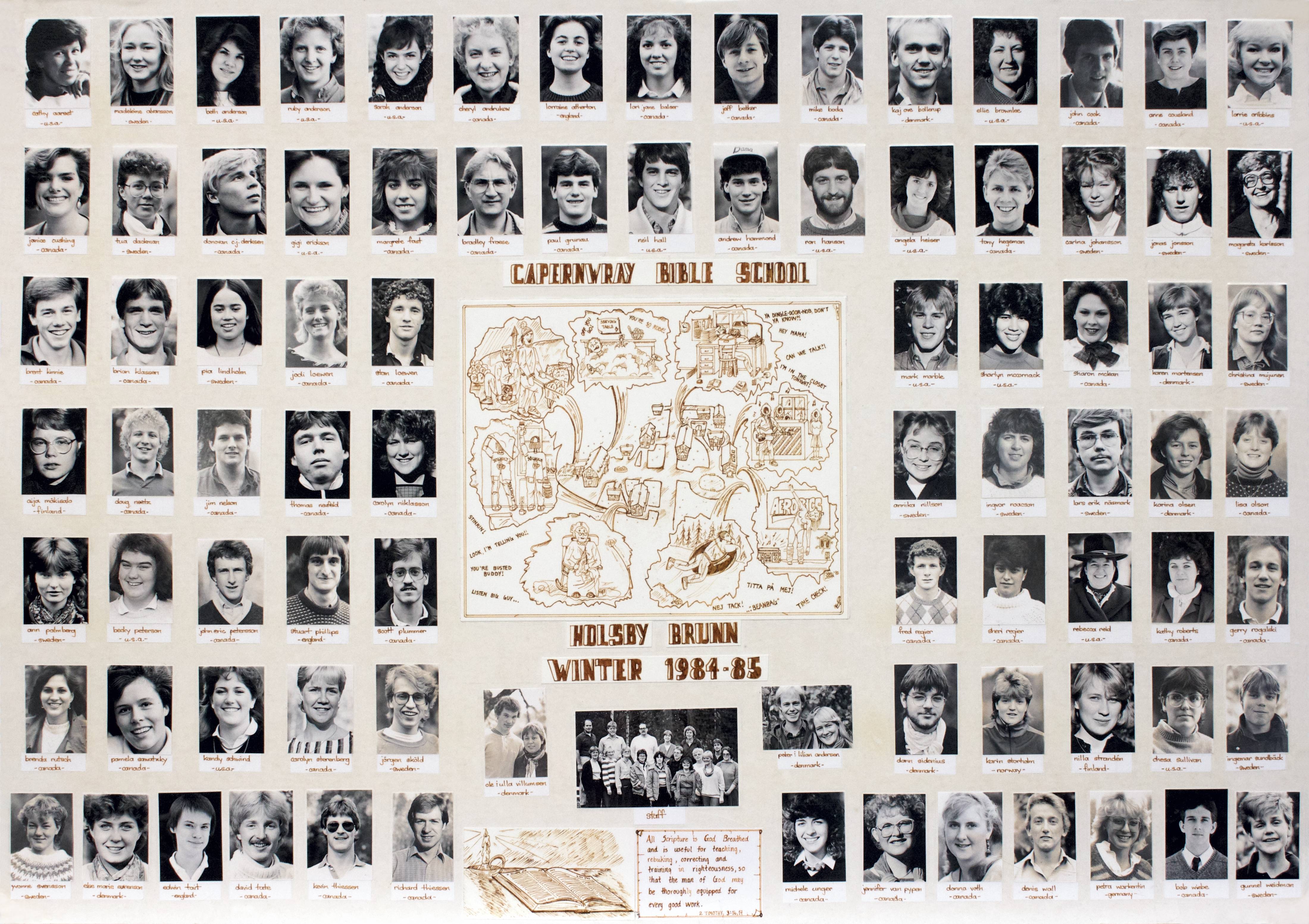 Class of 1984-85 (click to enlarge)