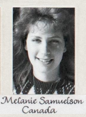 Melanie Samuelson Kehler