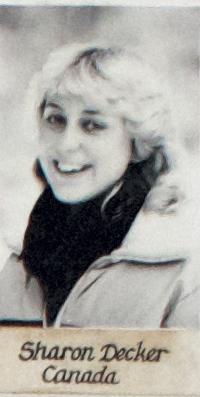 Sharon Decker Dick