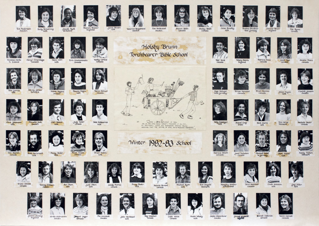 Class of 1982-83 - Click for a full size image